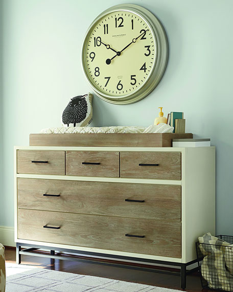 Morgan 5-Drawer Dresser