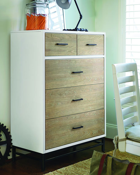 Morgan Tall Dresser