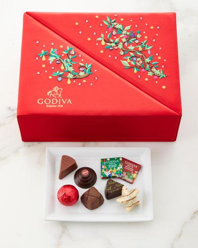 Neiman Marcus Luxury Chocolate Box