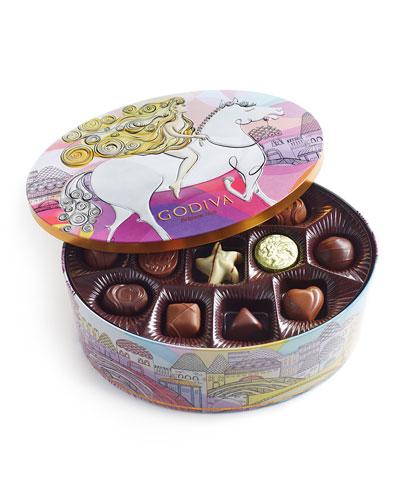 Lady Godiva Special Chocolate Edition Tin