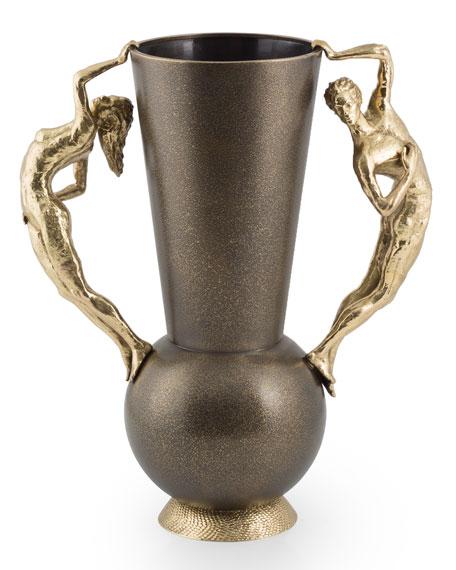 Adam and Eve Vase