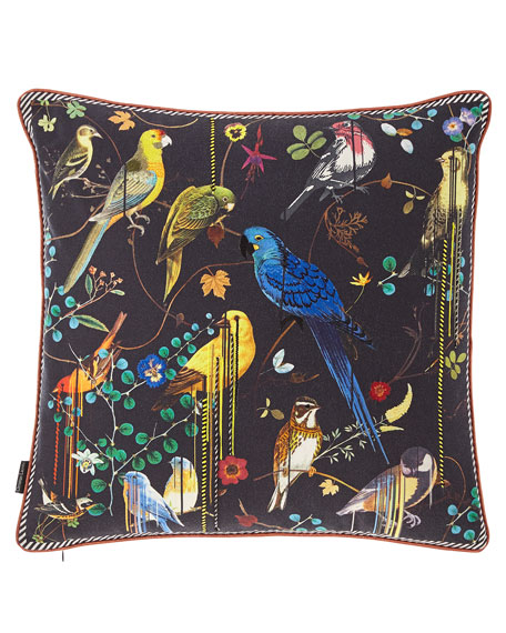 Christian Lacroix Birds Sinfonia Pillow