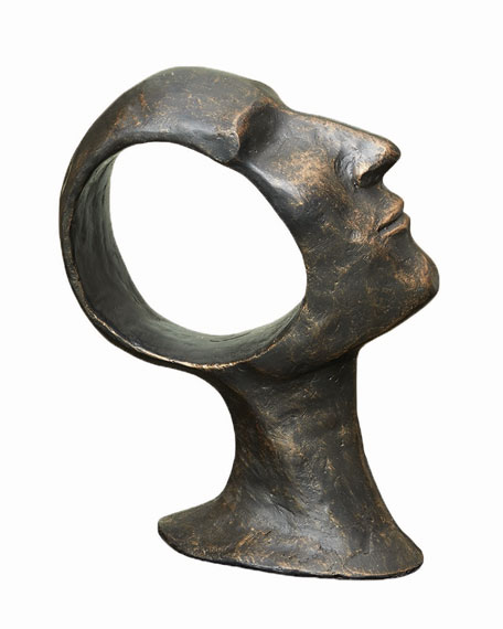 Hollow Head Large Sculpture