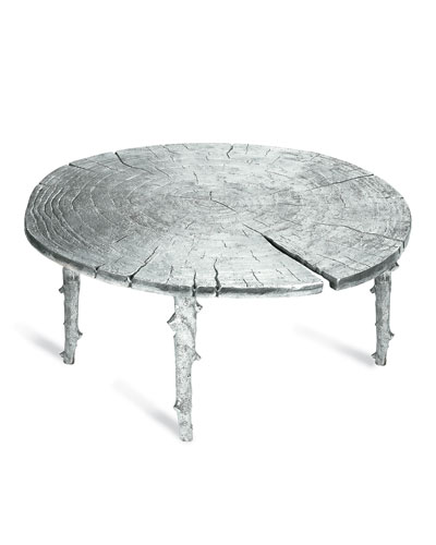 Enchanted Forest Polished Coffee Table
