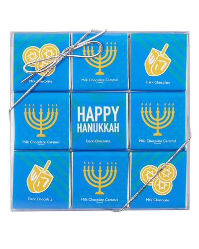 Hanukkah Chocolate Square Pack