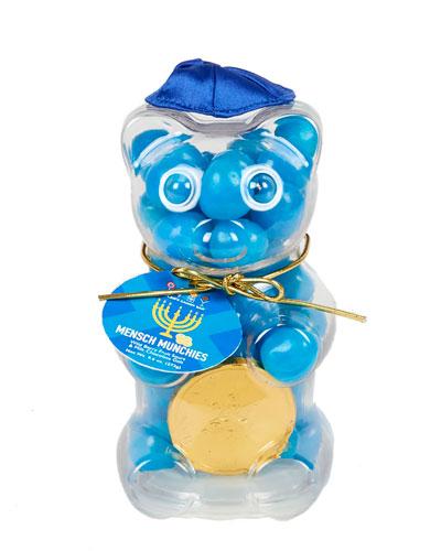 Hanukkah Gummy Bear