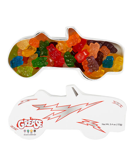 '57 Chevy Grease Gummy Bears Tin