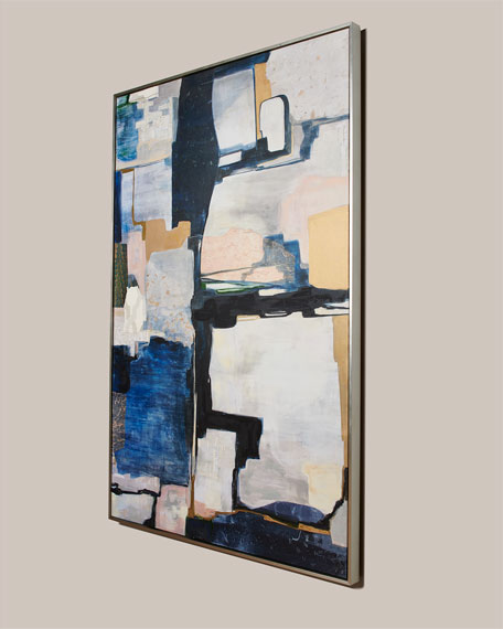 """""""New Places to See"""" Giclee Canvas Art by Jill Pumpelly"""