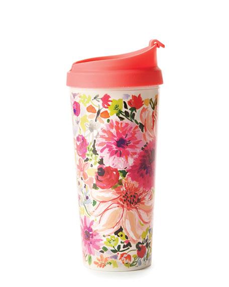 dahlia thermal mug