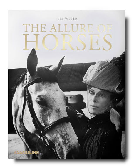 Assouline Publishing The Allure of Horses Book