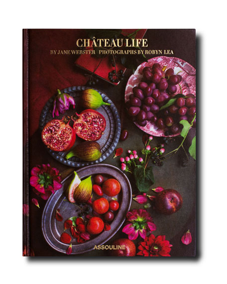 Assouline Publishing Chateau Life Book