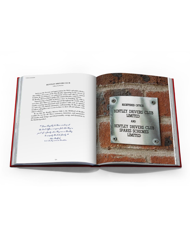 Assouline Publishingthe Spirit Of Bentley Book