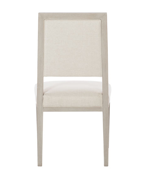 Axiom Upholstered Dining Side Chairs (Pair)