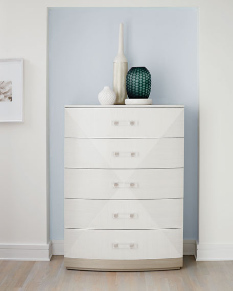 Axiom 5 Drawer Tall Chest of Drawers