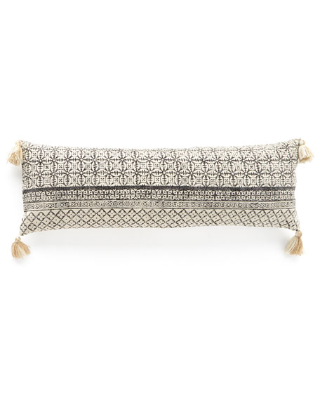 Amity Home Reed Oblong Pillow