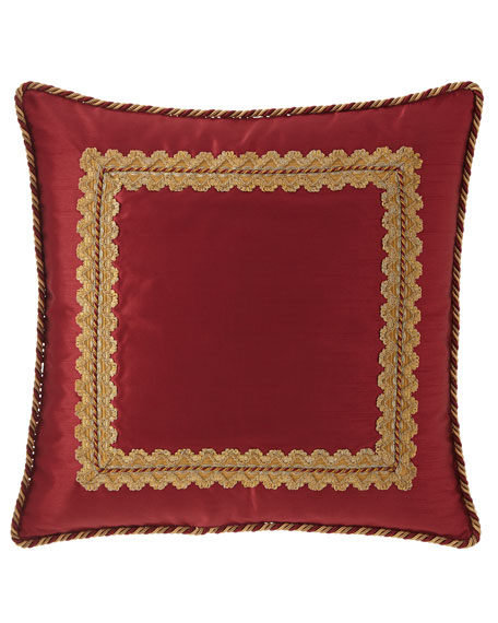 Francesca Framed European Sham