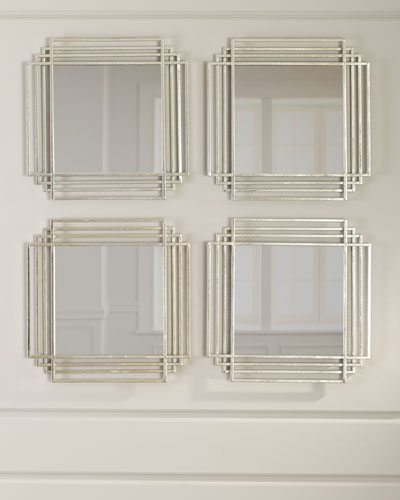 Dean Metal Wall Mirror
