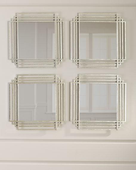 Dean Metal Wall Mirror