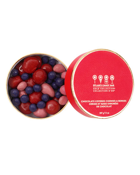 Gold Collection Chocolate Covered Cherries & Berries