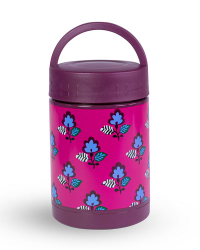 Bordeaux Blossom Thermos