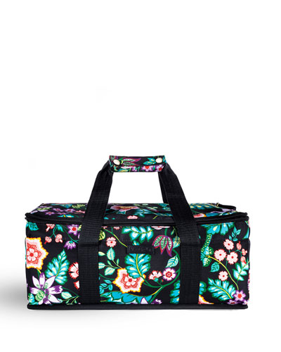 Vines Floral Casserole Carrier