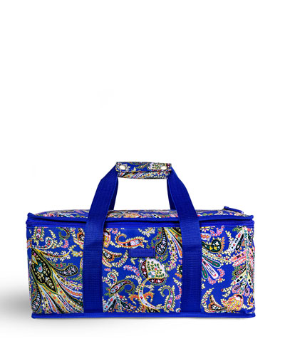 Romantic Paisley Casserole Carrier