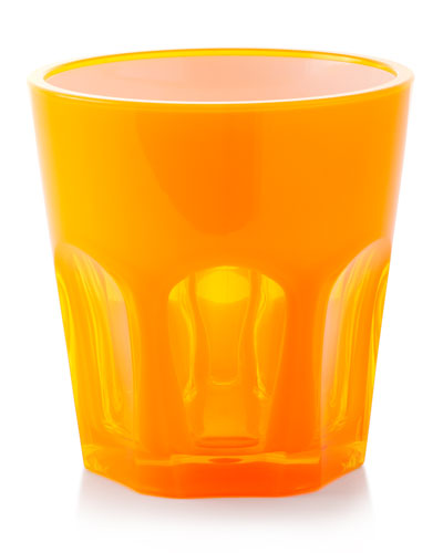 Gulli Acrylic Tumbler  Orange