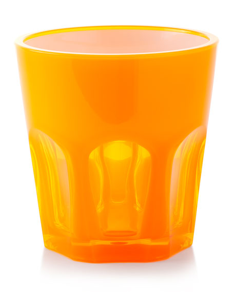 Gulli Acrylic Tumbler, Orange