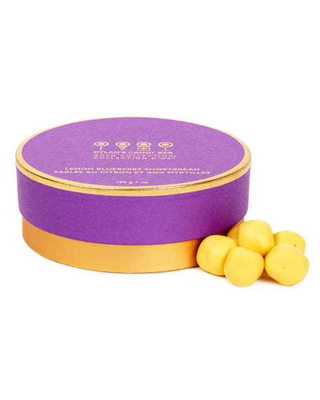 Dylan's Candy Bar Gold Collection Lemon Blueberry Shortbread