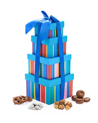 Sweet Treat Chocolate Tower