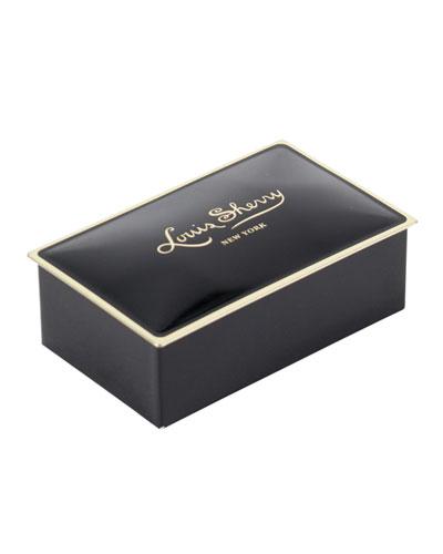 Masons Black Two-Piece Chocolate Truffle Tin