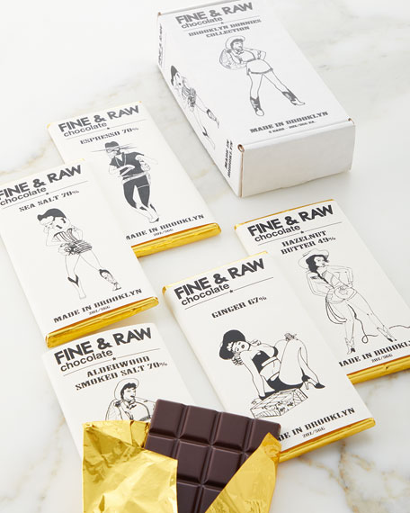 Brooklyn Bonnie 5-Chocolate Bar Bundle