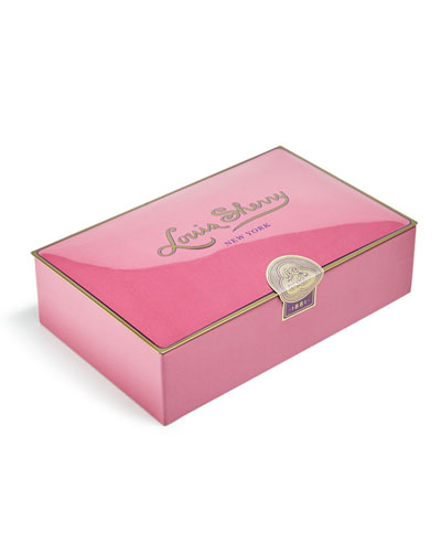 Draper Pink 12-Piece Assorted Chocolate Truffle Tin