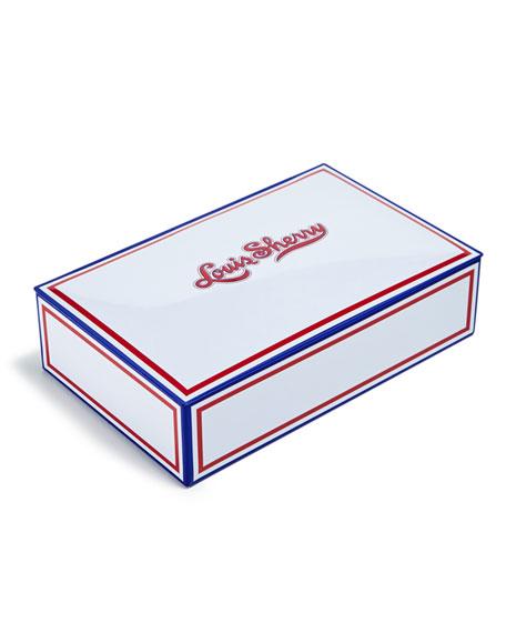 Louis Sherry Patriot 12-Piece Assorted Chocolate Truffle Tin