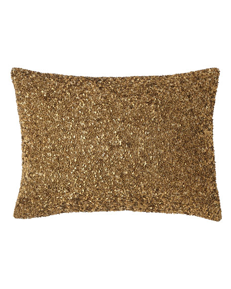 Gabriella Sequin Pillow