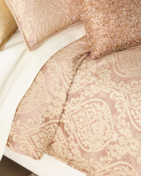 Isabella Collection by Kathy Fielder Margeau Queen Duvet