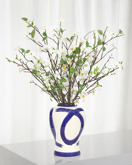 Dogwood Branch Floral Arrangement