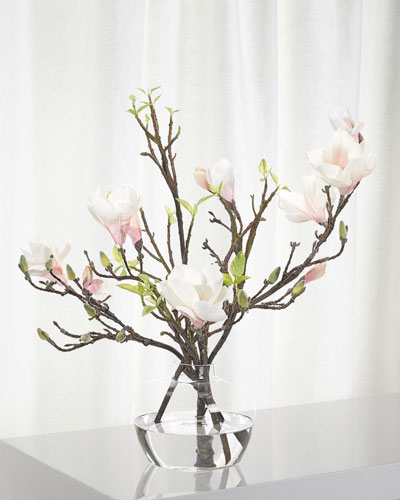 Magnolia Pink Floral Arrangement