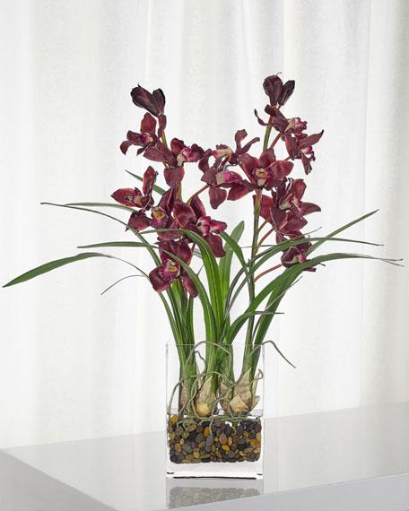 Orchid Cymbidium Floral Arrangement