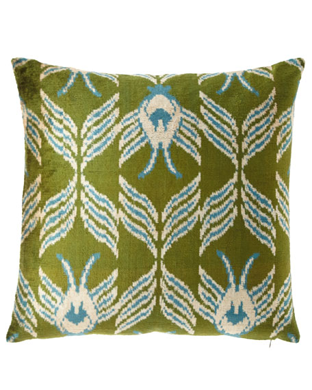 Woven Printed Pillow