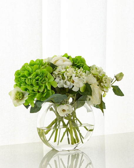 John-Richard Collection Garden Glow Floral Arrangement
