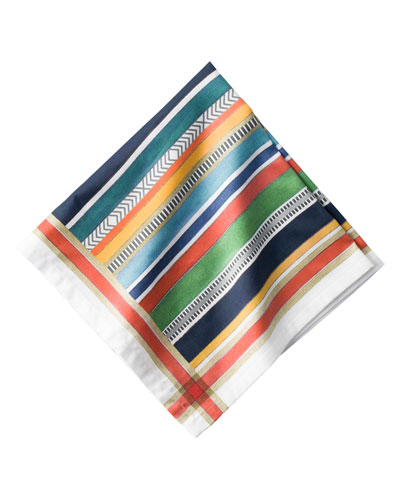 Basque Multi-Stripe Napkin