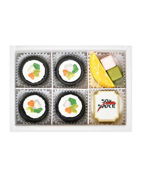 Maggie Louise Chocolate Sushi Gift Box