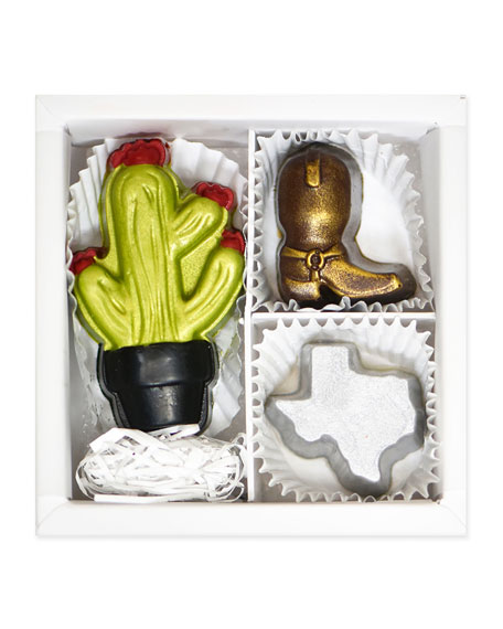 Maggie Louise Lone Star Chocolates Gift Box