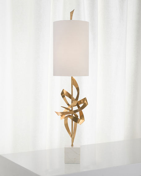 John-Richard Collection Architectural Table Lamp