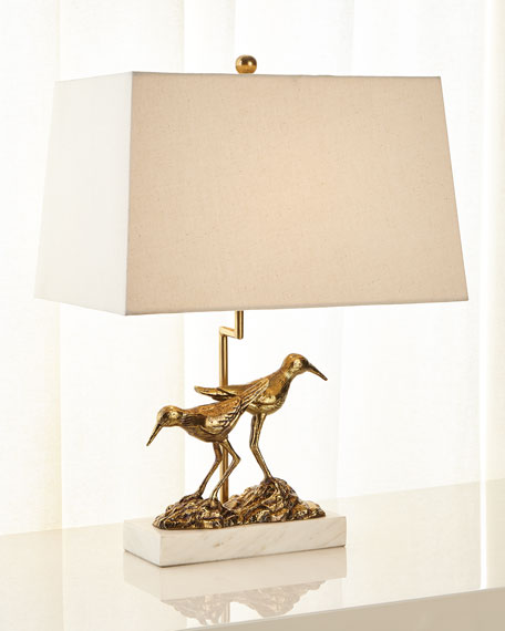Sand Piper Table Lamp