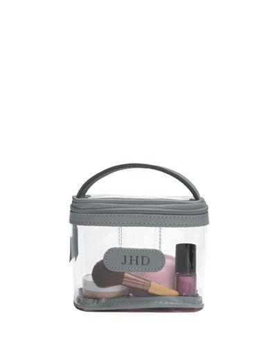 Mini Clear Makeup Case