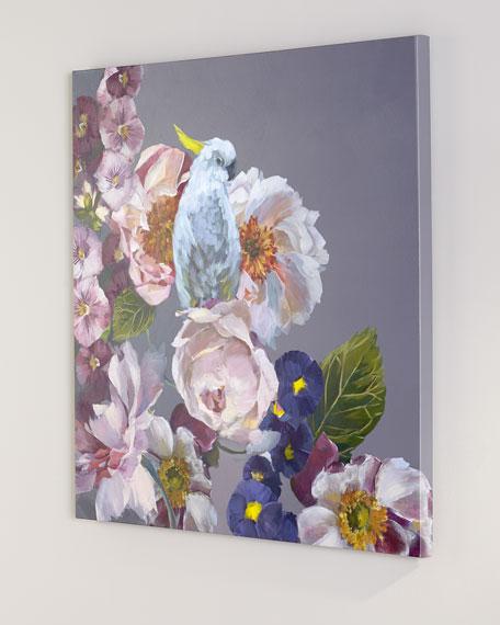 """The Lovely Birds II"" Giclee Wall Art"