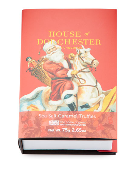 House of Dorchester Christmas Salted Caramel Book Box
