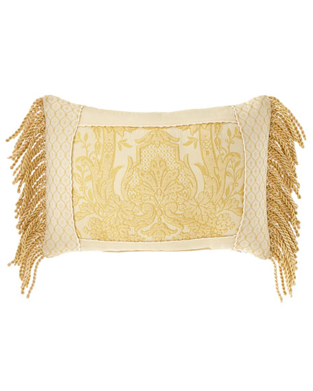 Austin Horn Collection Serafina Boudoir Pillow, 15